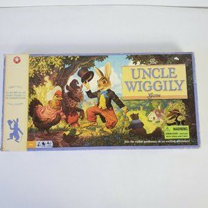 The Uncle Wiggily Board Game
